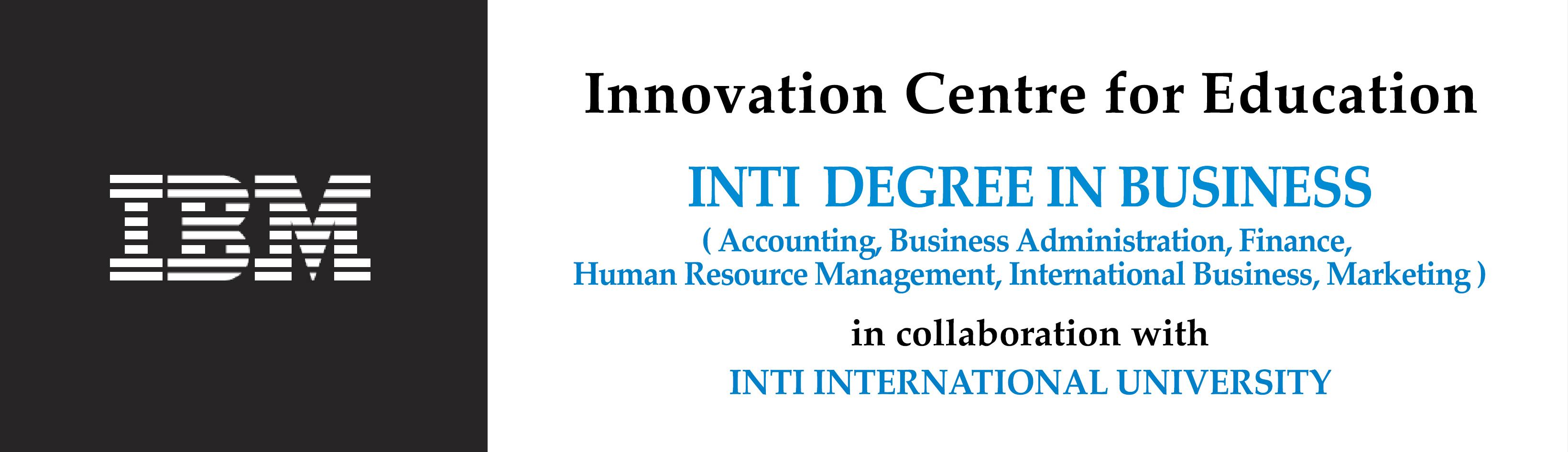 IBM Innovation Centre for Education (IBM-ICE)