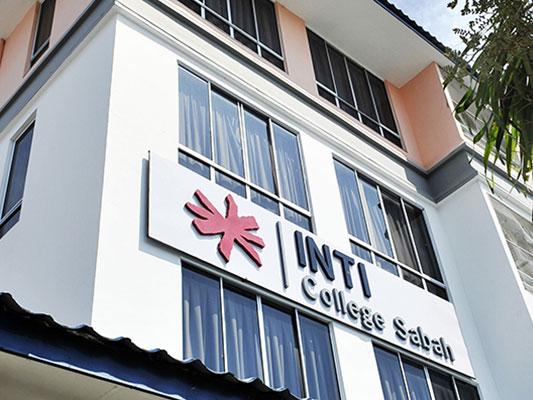 INTI International College Campus at Sabah, Malaysia