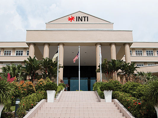 INTI International University Campus at Nilai, Malaysia