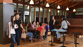 IU Dining Area