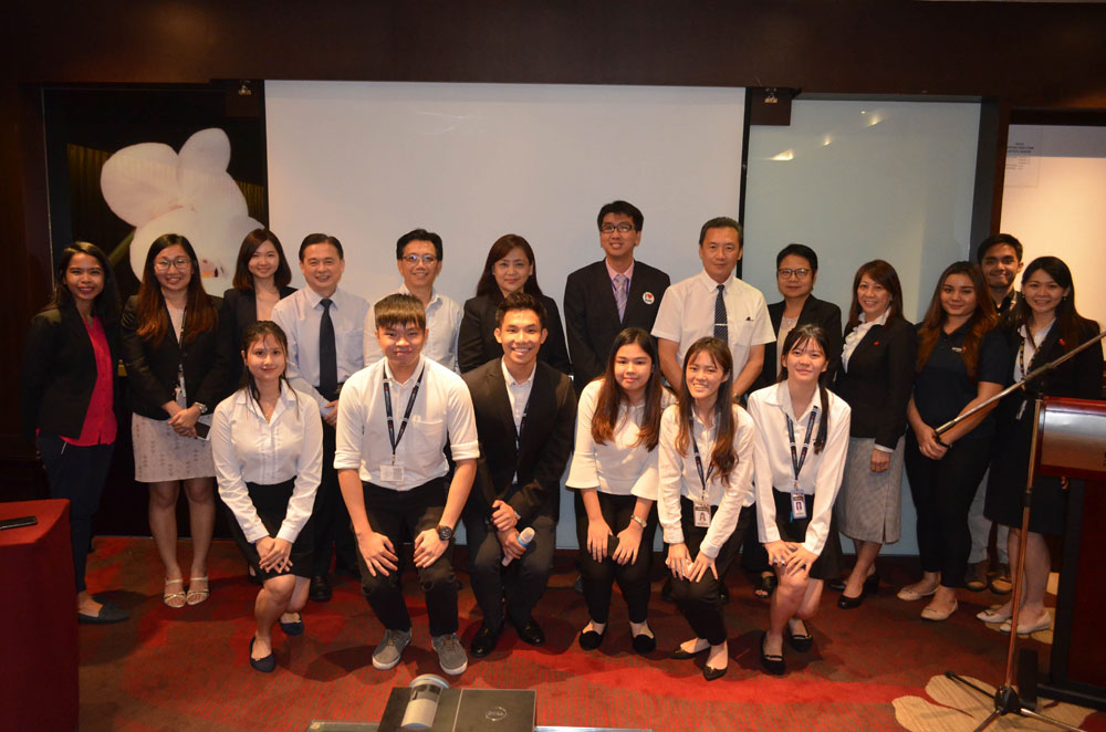 Students Raise Funds For Hospital S Dialysis Center Inti International University Colleges