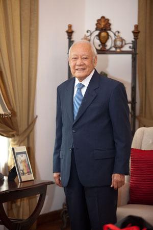YABhg Tun Arshad Ayub - Chancellor at INTI International University, Nilai