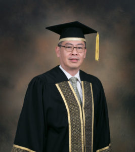 Cheng Mun Kid - Dean, School of Hospitality & Culinary Arts at INTI International College & University Subang Jaya