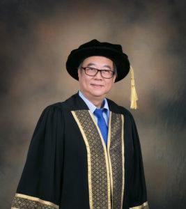 Dr. Dennis Choo - Dean, Centre for Pre-U & Post Graduate Studies at INTI Subang Jaya