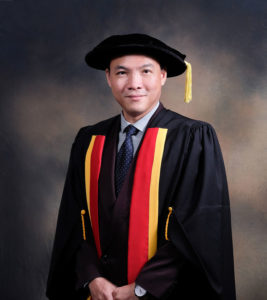 Assoc. Prof. Ts. Dr. Choo Wou Onn - Dean, Faculty of Information Technology at INTI International University, Nilai