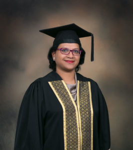 Sharon Lourdes - Dean, School of Business at INTI International College Kuala Lumpur