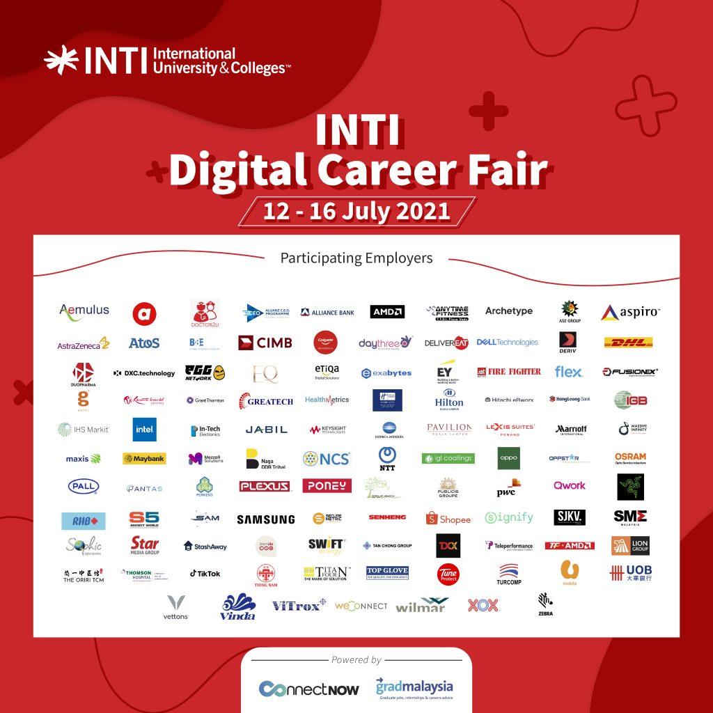 INTI Digital Career Fair 1