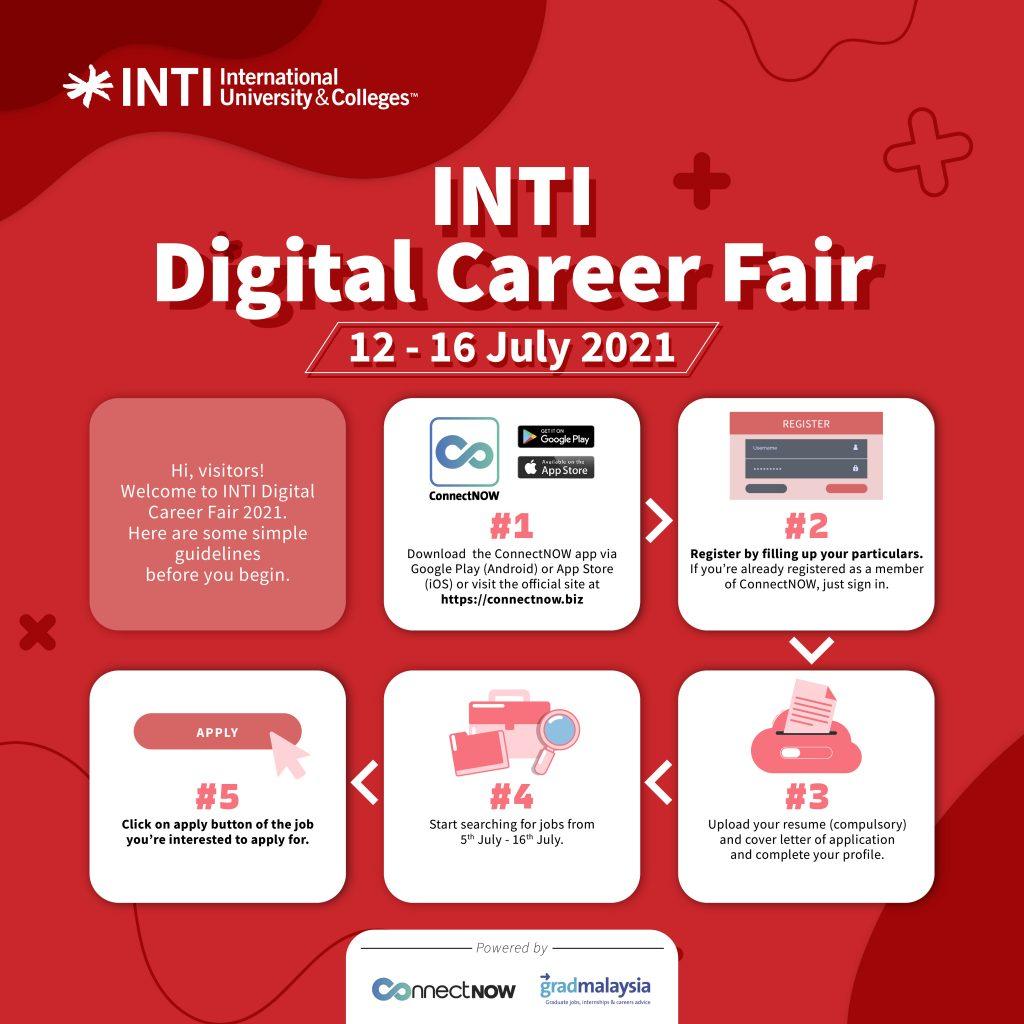 INTI Digital Career Fair2