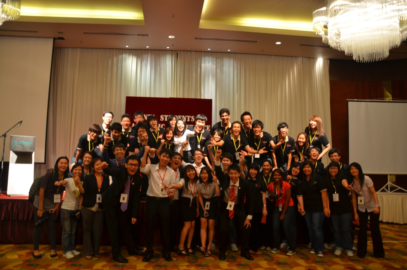 INTI Students Take the Lead in Conference to Address the
