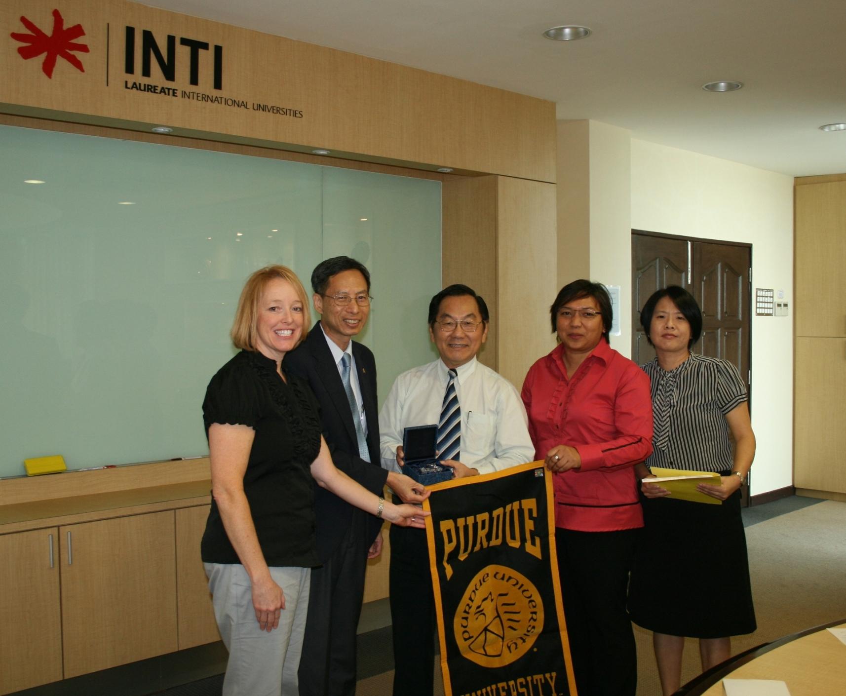More Perks for INTI's American Degree Transfer Program
